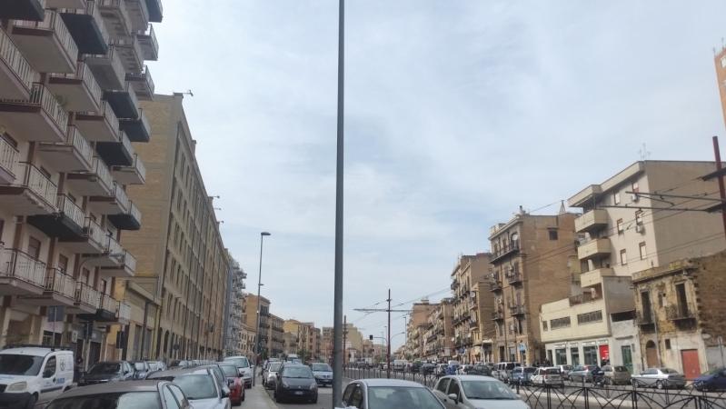 4 VANI di 115 Mq ZONA STAZIONE CENTRALE/ C.SO DEI MILLE Appartamenti