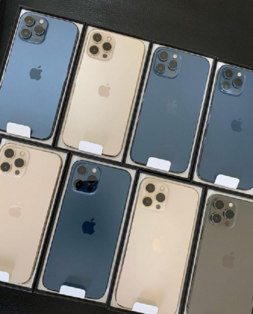 Apple iPhone 12 Pro 128GB Telefonia