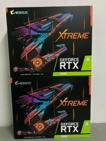 Vari modelli di Schede Grafiche come rtx 3090, rtx 3080, rtx 3080 ti, rtx 3070, rtx 3060 ti Informatica