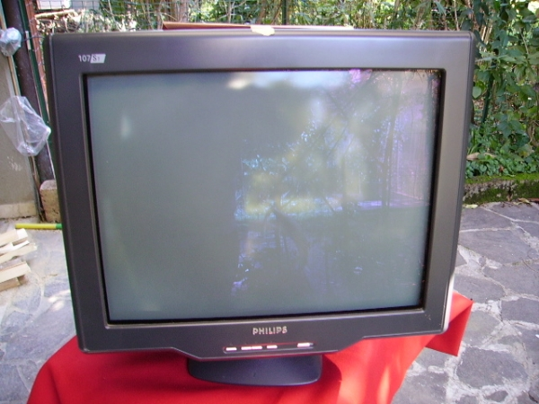 Monitor CTR Philips Audio/Video