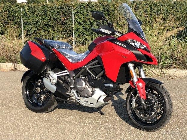 Ducati Multistrada 1260 TOURING PACK- 2019