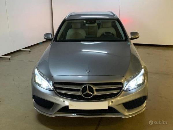 Mercedes Classe C 250 d (BT) Premium auto Auto