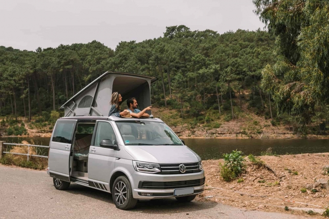 California Caravan e Camper