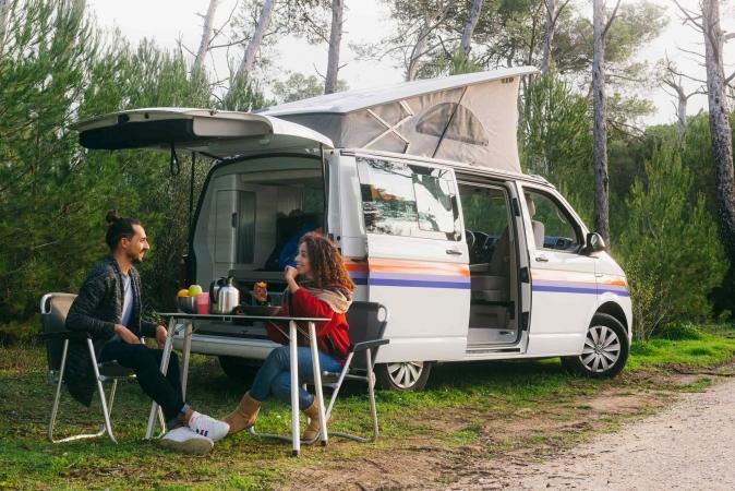 California (Manuale) Caravan e Camper