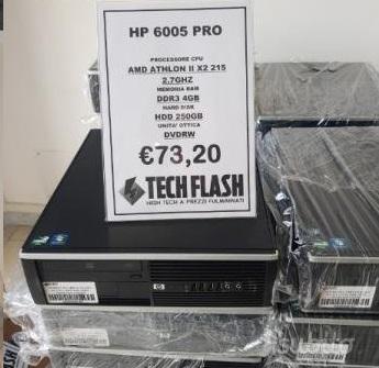 Hp 6005 pro dual core ram Informatica