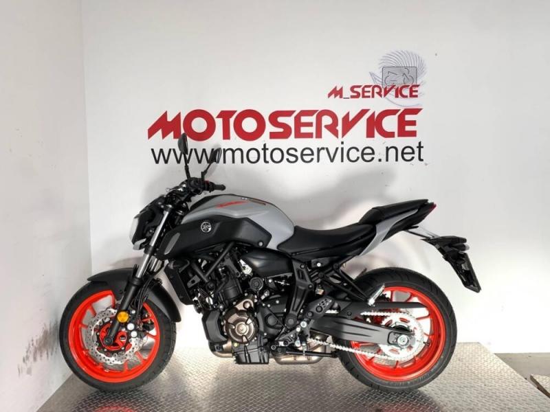 Yamaha MT-07 (2018 – 20)