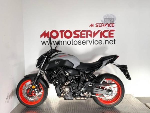 Yamaha MT-07 (2018 – 20) Moto e Scooter
