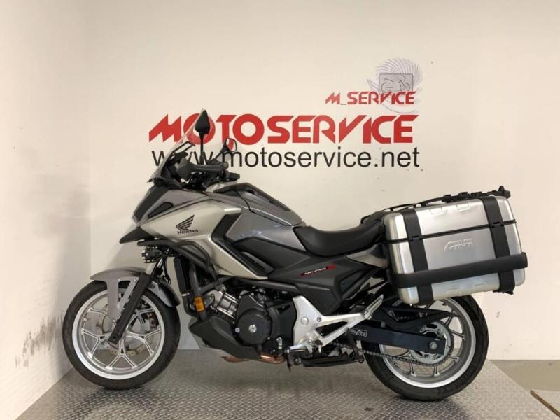 Honda NC 750 X ABS (2016 -17)