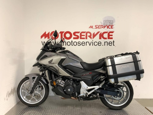 Honda NC 750 X ABS (2016 -17) Moto e Scooter