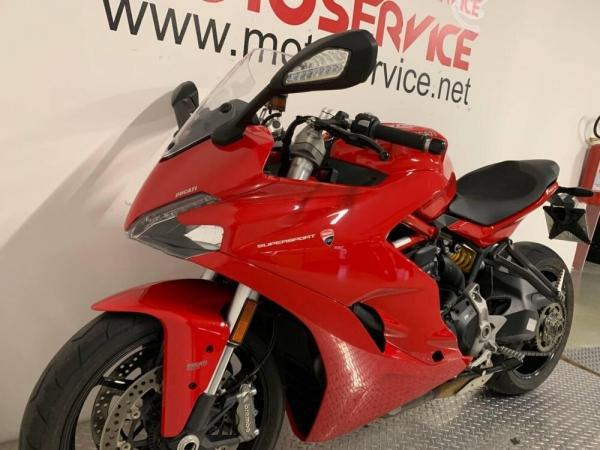 Ducati SuperSport 939 (2017 – 20) Moto e Scooter