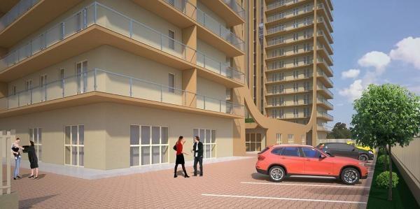 E. di Blasi Nuovo 2 vani balcone Appartamenti