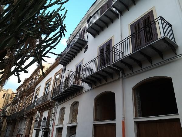 4 Canti / Palazzo Sampieri restaurato Appartamenti