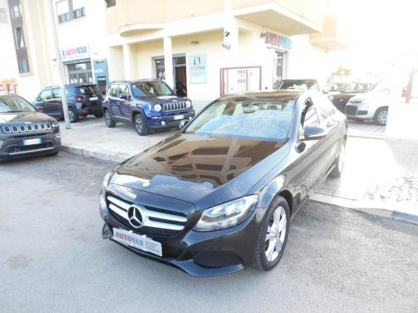 MERCEDES-BENZ C 180 MERCEDES-BENZ C 180 d Auto Executive Auto