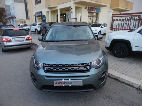 LAND ROVER Discovery Sport 2.0 TD4 Auto