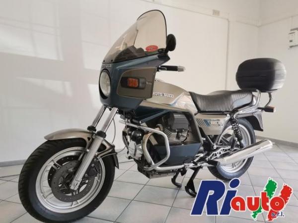 Yugo Moto Guzzi Sp2 1000 - 1985 Moto e Scooter