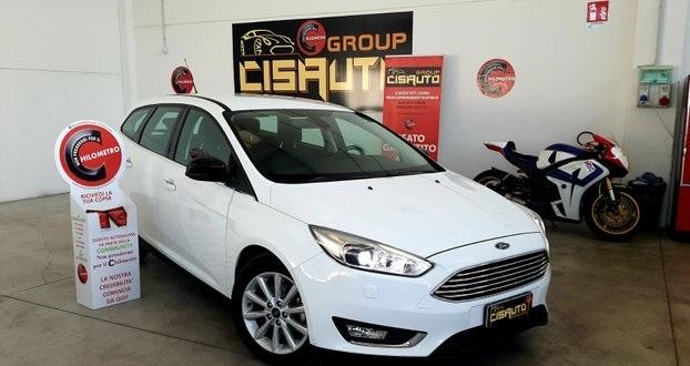 Ford focus 1.5 120 cv titanium navi led xenon