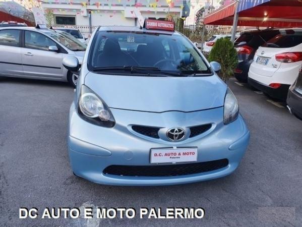 Toyota aygo 1.0 benzina.automatica.fine 2007 Auto