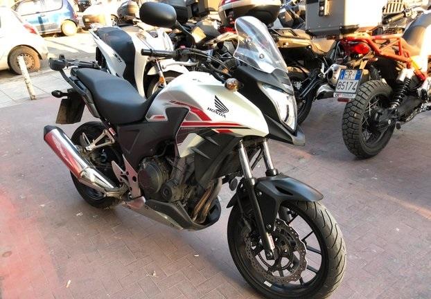 Honda cb 500 x Moto e Scooter