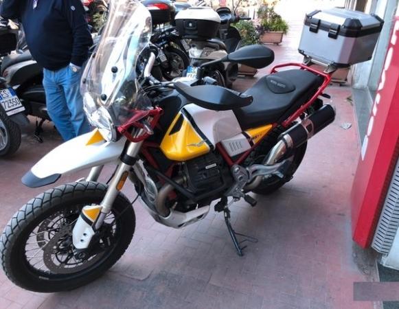 Moto guzzi v 85tt Moto e Scooter