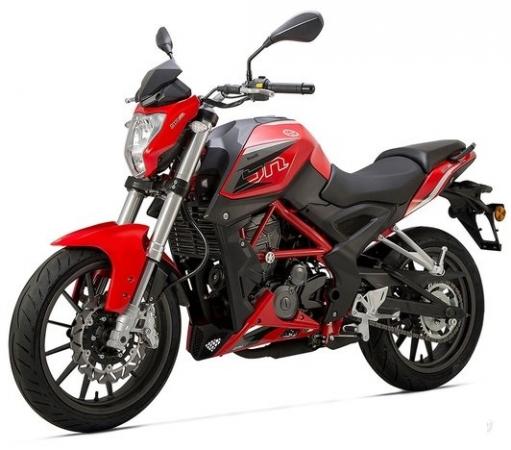 Benelli BN 251 Moto e Scooter