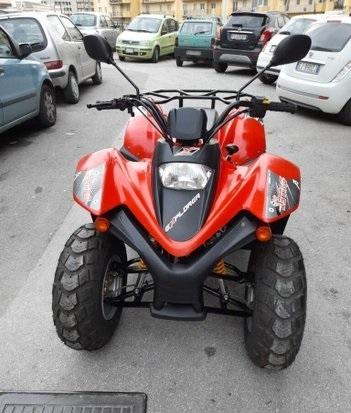 Quad Explorer Moto e Scooter