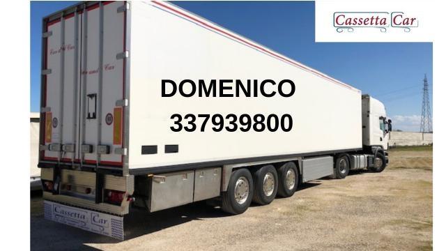 SEMIRIMORCHIO CELLA FRIGO CARDI THERMO KING SL 300 UNITRANS Veicoli Industriali