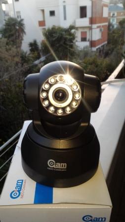 Telecamera  IPCamera Audio/Video
