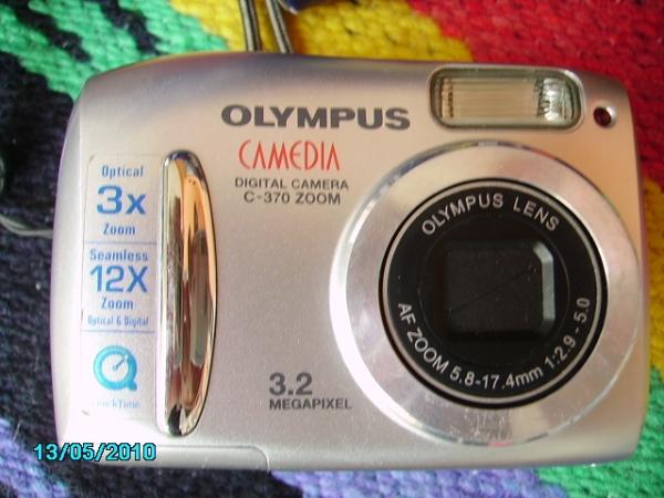 """Fotocamera digitale """"Olympus Audio/Video"""