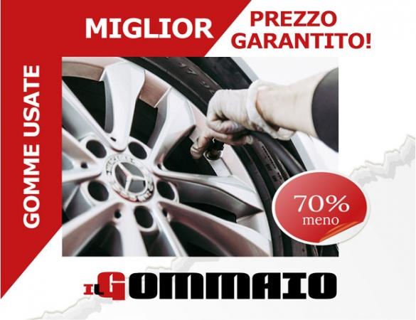 Gomme Usate Michelin, Pirelli, Goodyear e non solo Accessori Auto